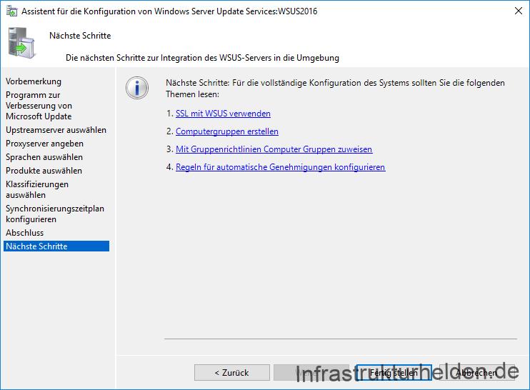WSUS auf Windows Server 2016 - First Look - 022317 1400 WSUSaufWind20 - 21