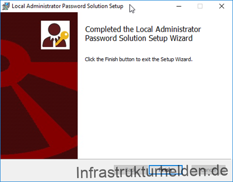 Local Administrator Password Solution (LAPS)