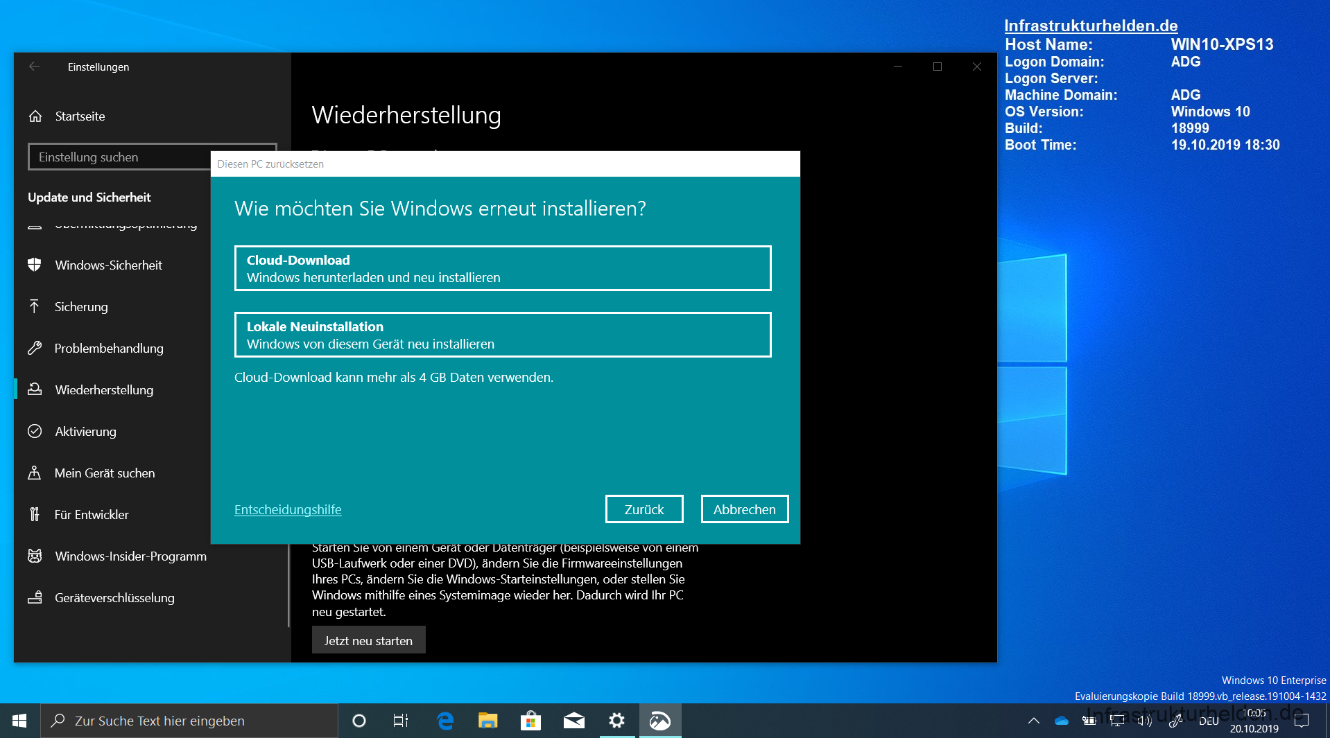Windows as a Service (WaaS) – Technische Lösungsansätze